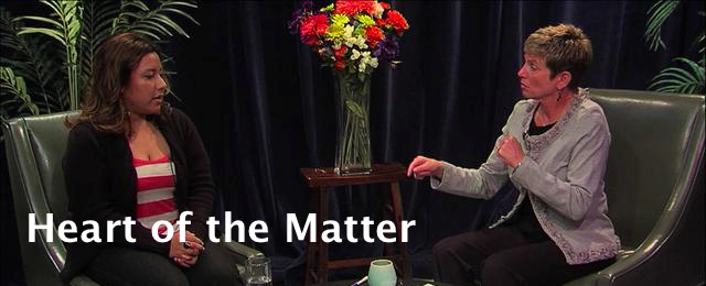 Heart of the Matter with Ann Schatz
